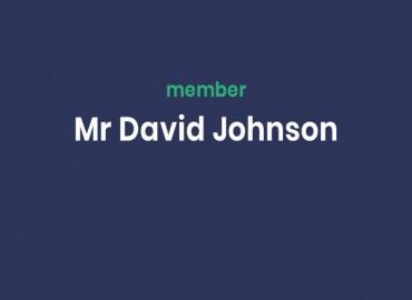 Mr David Johnson