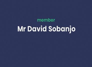 Mr David Sobanjo