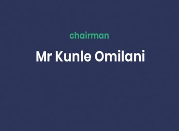 Mr Kunle Omilani