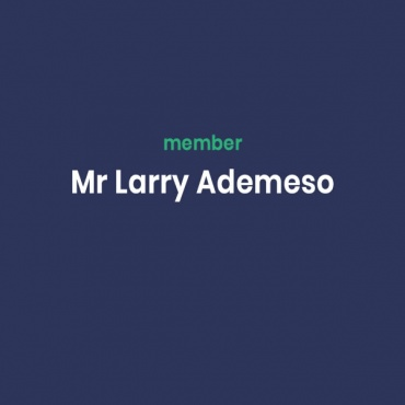 Mr Larry Ademeso